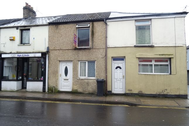 Thumbnail Terraced house to rent in Bridge Street, Troedyrhiw