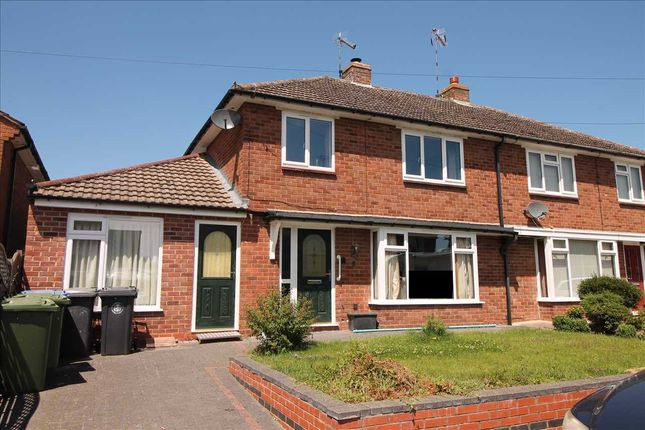 Thumbnail Semi-detached house for sale in Haselor Close, Alcester, Alcester
