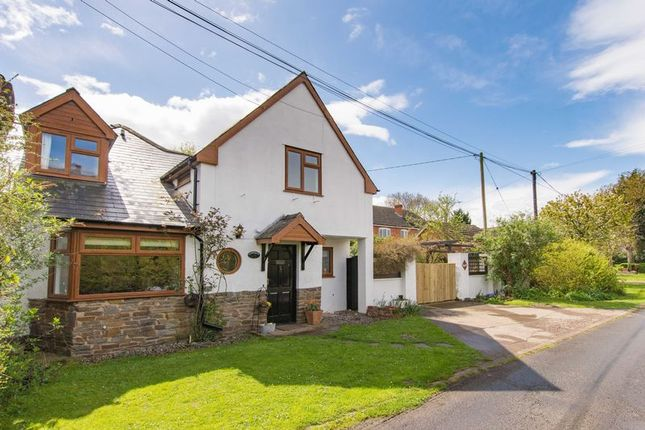 Thumbnail Semi-detached house to rent in The Marsh, Wellington, Hereford