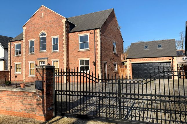 Thumbnail Detached house for sale in Hamilton Place, Melton Mowbray