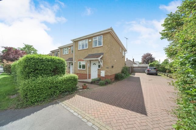 Thumbnail End terrace house to rent in Devonia Cottages, St. Marks Road, Binfield