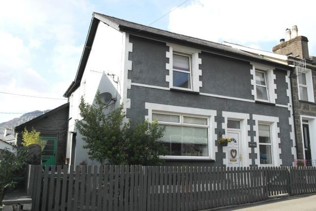 5 bed end terrace house for sale in Lord Street, Blaenau Ffestiniog, Gwynedd LL41