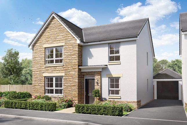 """Thumbnail Detached house for sale in """"Ballater"""" at Ayton Park South, East Kilbride, Glasgow"""