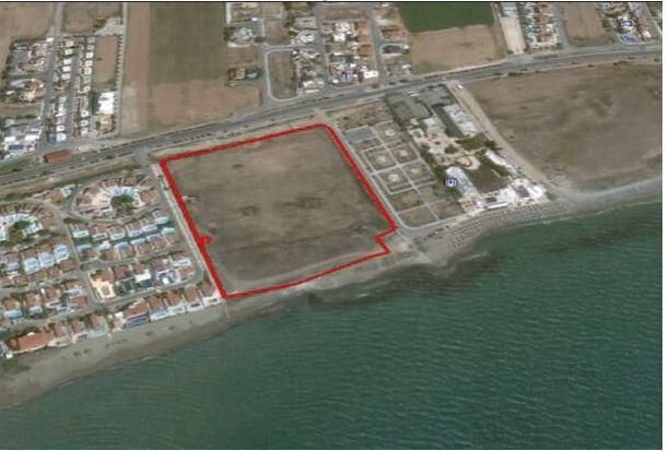 Thumbnail Land for sale in Larnaca, Larnaca, Cyprus