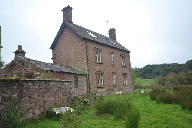 Thumbnail Detached house to rent in Calderbridge, Seascale, Cumbria