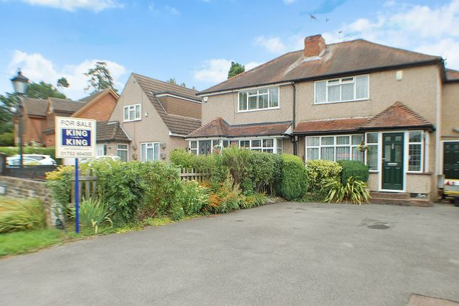 Thumbnail Semi-detached house for sale in Wexham Street, Buckinghamshire