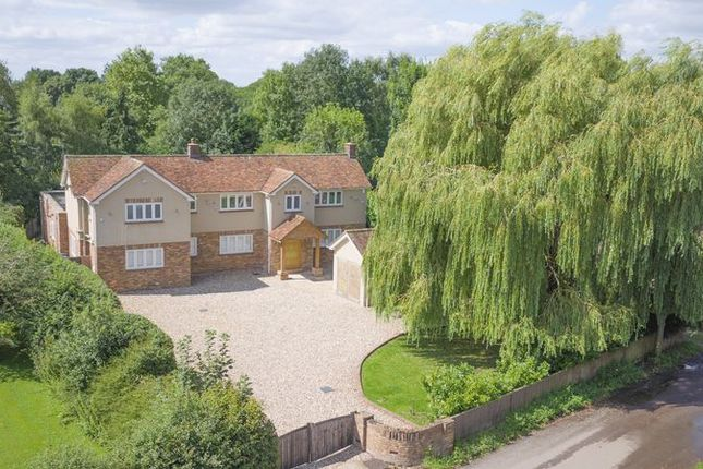 Thumbnail Detached house for sale in Wood End, Ardeley, Stevenage