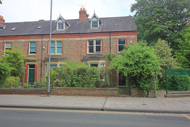 Thumbnail Town house for sale in Grange Road, Darlington