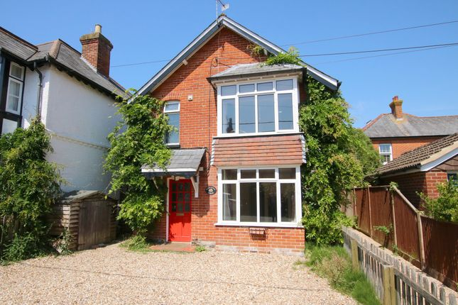 Thumbnail Detached house for sale in Broughton Road, Lyndhurst, Hampshire