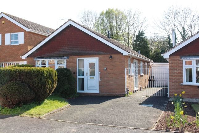 Thumbnail Bungalow for sale in Meadfoot Drive, Kingswinford