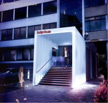 Thumbnail Office to let in Santon House, 55 Uxbridge Road, Ealing