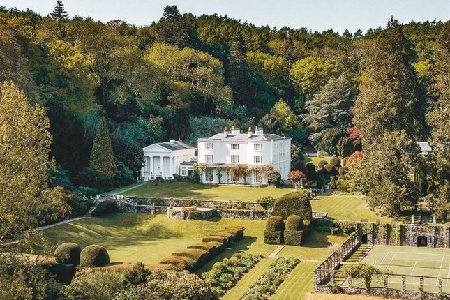 Thumbnail Detached house for sale in Glen Usk Road, Llanhennock, Monmouthshire