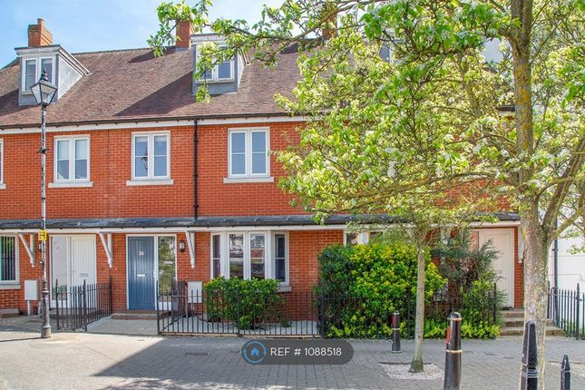 Thumbnail Terraced house to rent in Old Watling Street, Canterbury