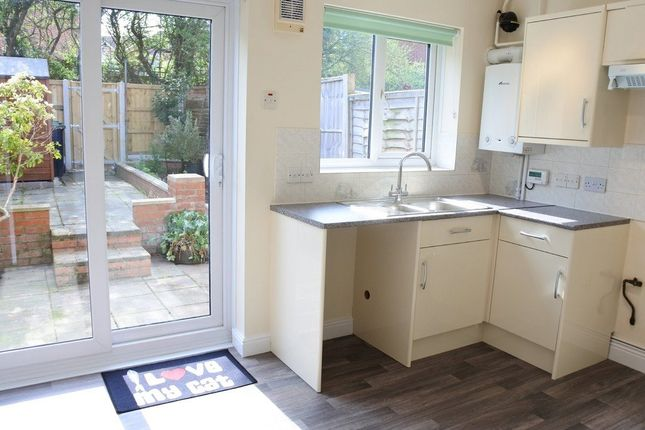 Kitchen/Diner of Ivy Close, Gillingham SP8