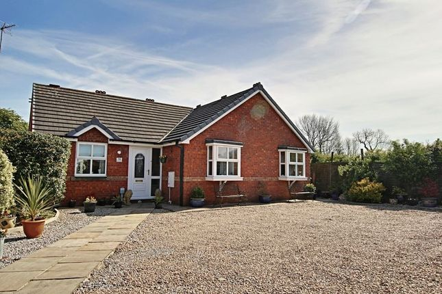 Thumbnail Bungalow for sale in Darrell Court, Hedon, Hull