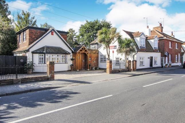 Thumbnail Detached house for sale in North End, Southminster