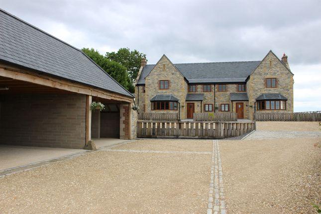 Thumbnail Semi-detached house for sale in Bineham Lane, Yeovilton, Yeovil