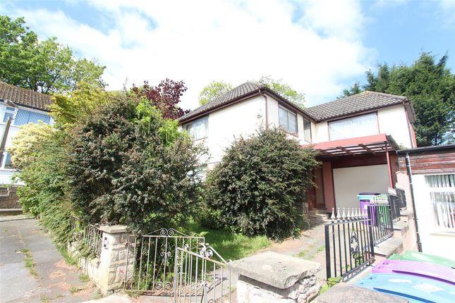 Thumbnail Detached house for sale in Gateacre Rise, Gateacre, Liverpool