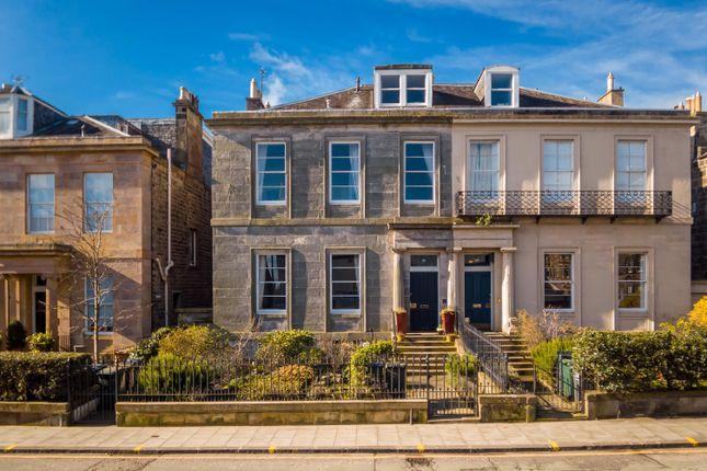 Thumbnail Semi-detached house for sale in Inverleith Row, Edinburgh, Midlothian