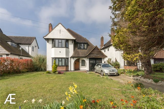 Thumbnail Detached house for sale in Chislehurst Road, Orpington, Kent