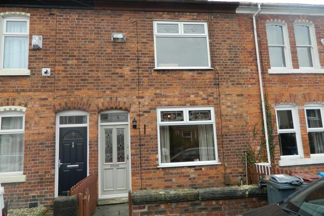 Thumbnail Terraced house to rent in Danforth Grove, Levenshulme, Manchester