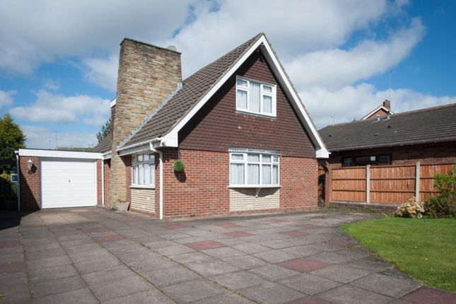 Thumbnail Detached house for sale in Monksfield Avenue, Great Barr, Birmingham