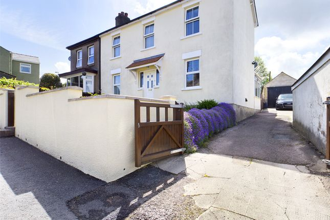 Thumbnail Semi-detached house for sale in St. Annals Road, Cinderford, Gloucestershire