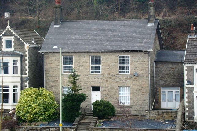 Thumbnail Detached house for sale in Berw Road, Pontypridd