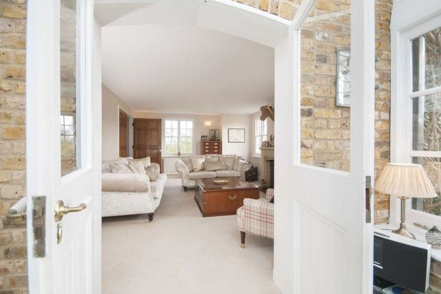 Thumbnail Detached house for sale in Childerditch Street, Little Warley, Brentwood