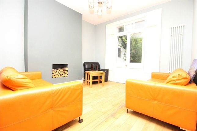 Thumbnail Terraced house to rent in Rolls Park Road, London
