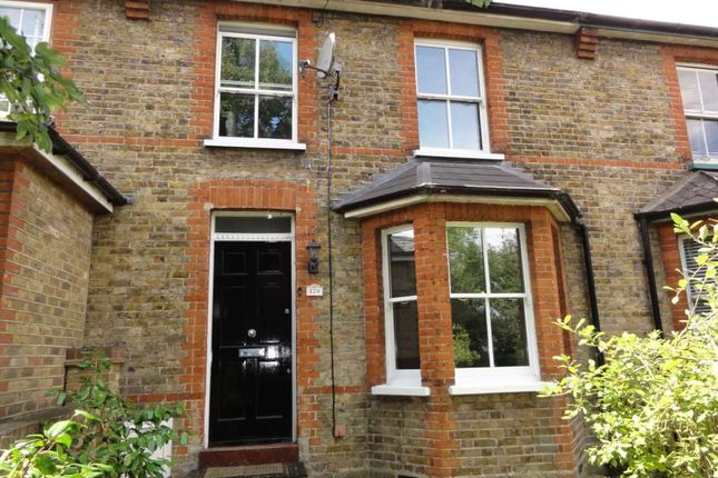 Thumbnail Terraced house to rent in Kingston Road, Epsom, Surrey