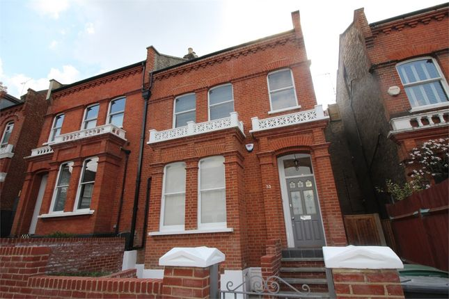 Thumbnail Terraced house for sale in Womersley Road, Crouch End, London