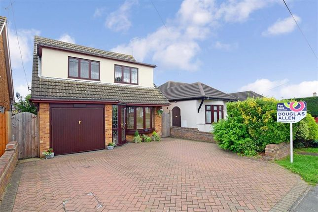 Thumbnail Detached house for sale in Kings Road, Basildon, Essex