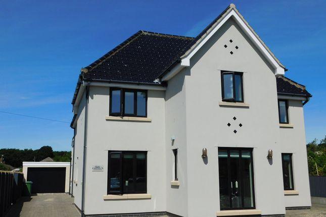 Thumbnail Detached house for sale in Gorleston Road, Oulton, Lowestoft