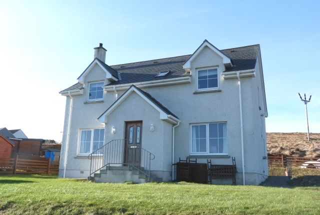 Thumbnail Detached house for sale in 5 Balallan, Lochs, Isle Of Lewis