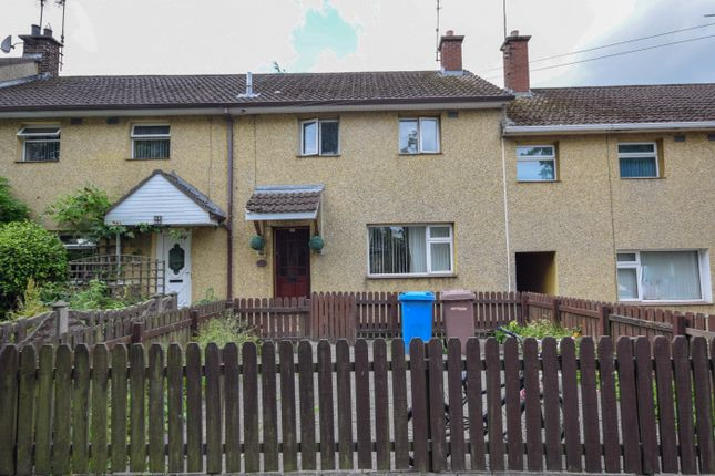 Thumbnail Terraced house to rent in Oaks Road, Dungannon