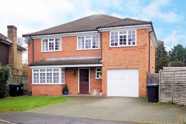 Thumbnail Detached house for sale in Armadale Road, Woking
