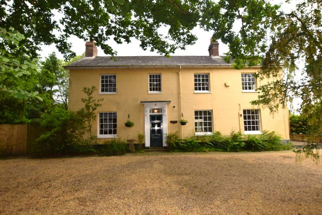 Thumbnail Detached house for sale in Langham Lane, Boxted, Colchester