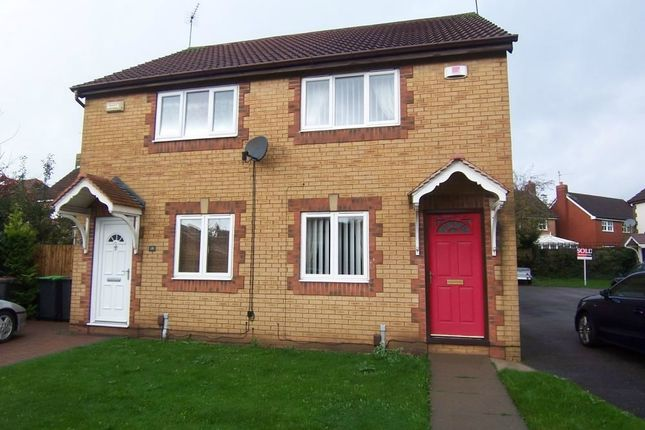 Thumbnail Semi-detached house to rent in Field View, Sutton-In-Ashfield, Nottinghamshire