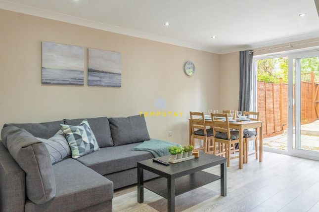 Thumbnail End terrace house to rent in Maplin Park, Slough