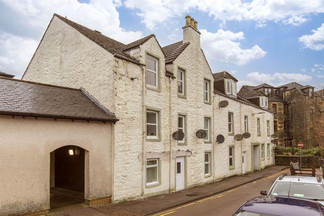 Front Aspect of Brunswick Street, Tarbert, Argyll And Bute PA29