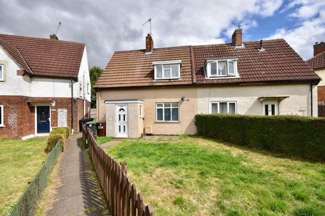 Thumbnail Semi-detached house for sale in Stephenson Way, Corby
