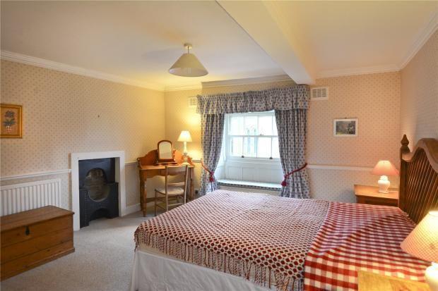 Master Bedroom of Church View, 17 Church Street, Helmsley, York YO62