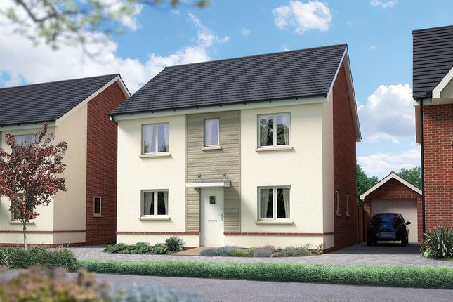 "Thumbnail Detached house for sale in ""The Buxton"" at Amesbury Road, Longhedge, Salisbury"