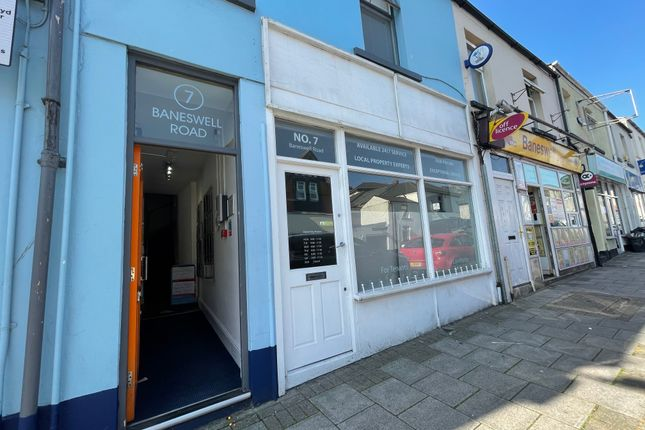 Thumbnail Retail premises to let in Baneswell Road, Newport