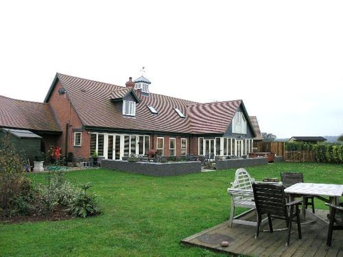 4 bedroom town house for sale in Millenium House, Allensmore, Herefordshire