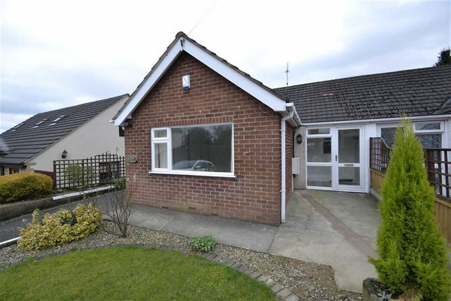 Thumbnail Semi-detached bungalow to rent in Goose Green Lane, Shirland, Alfreton, Derbyshire