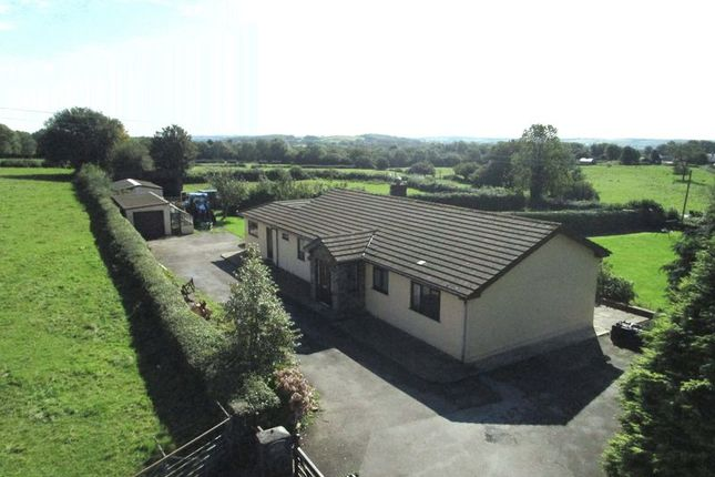 Thumbnail Detached bungalow for sale in Mount Pleasant, Heol Spencer, Bridgend