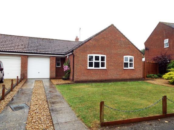 Thumbnail Bungalow for sale in Gayton, King's Lynn, Norfolk