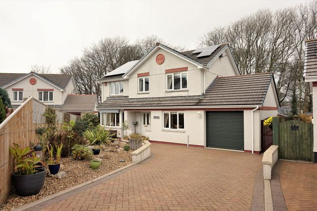 Thumbnail Detached house for sale in Trewirgie Gardens, Redruth